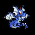Draik (Neopets) Blue