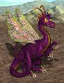 Faerie Dragon (Heroes III)