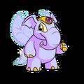 Elephante (Neopets) Faerie
