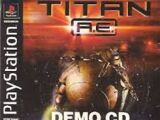 Titan AE (Cancelled Game)