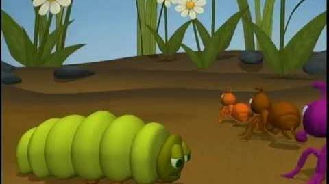 Bug Bites- An Ant's Life