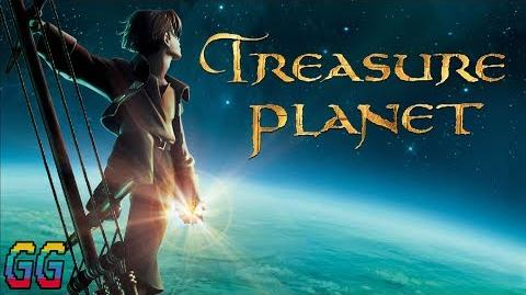 Treasure Planet full gameplay