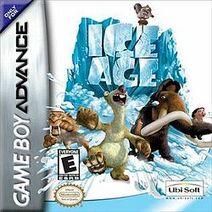 Ice age game box