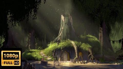 Shrek All Star Scene