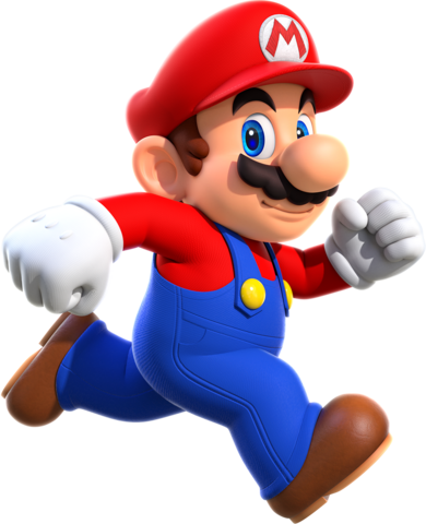 File:Super Mario Run - Mario Artwork.png