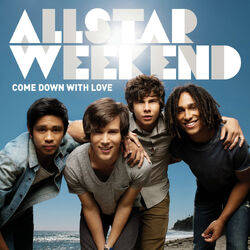 Come Down With Love (Official Single Cover)