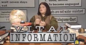 Vital Information Lori Beth