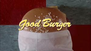 Good Burger Movie title card