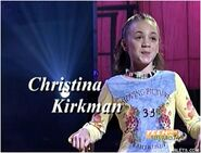 Christina know your stars