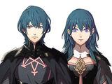 Fire Emblem: Three Houses/Characters