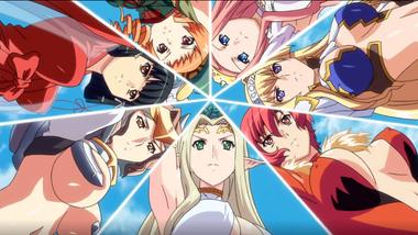 7 Princess Knights