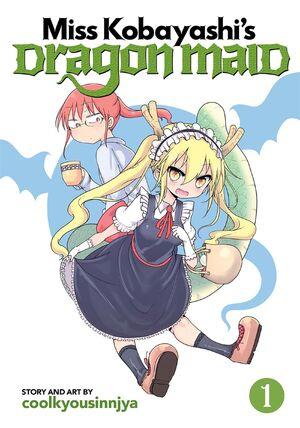 Dragon-maid-cover - AllTheTropes