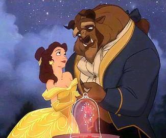 Belle loves beast