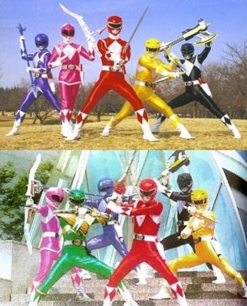 Power-rangers 5833