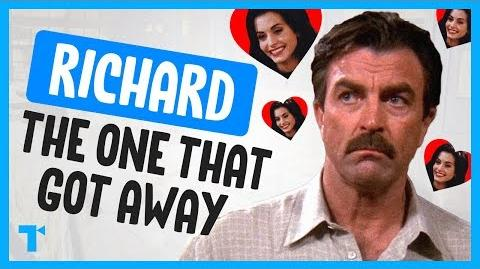 Friends' Richard - The One that Got Away