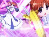 Magical Girl Warrior