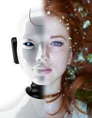 Robot-redhead