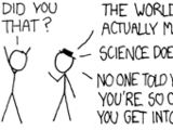 Science Is Wrong