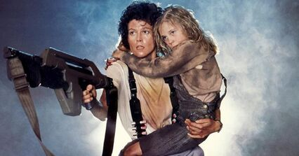 RIPLEY and newt HD