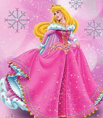 Pink aurora princess 1290