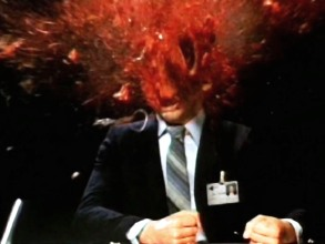 Image result for scanners head explosion