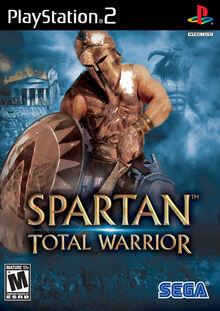 Spartan total warrior front