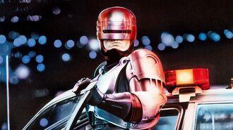RoboCop Poster No Text