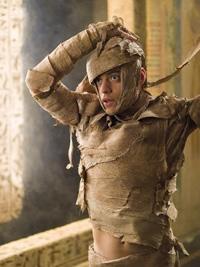 Ahkmenrah as mummy 3586