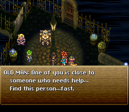 Chrono Trigger missing secret 7440