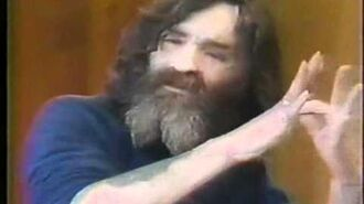 Interview with Charles Manson