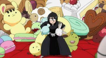 Rukia plush better