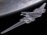 Shiny-Looking Spacecraft
