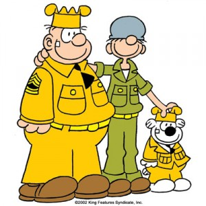 BeetleBailey 2731