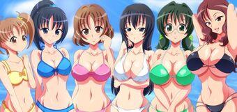 anime boobs wand