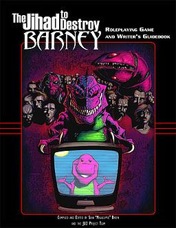 Jihad against Barney 9491