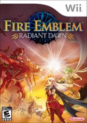 Fire Emblem Radiant Dawn Box Art