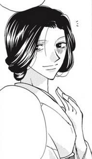 Okami Sohma-Manga