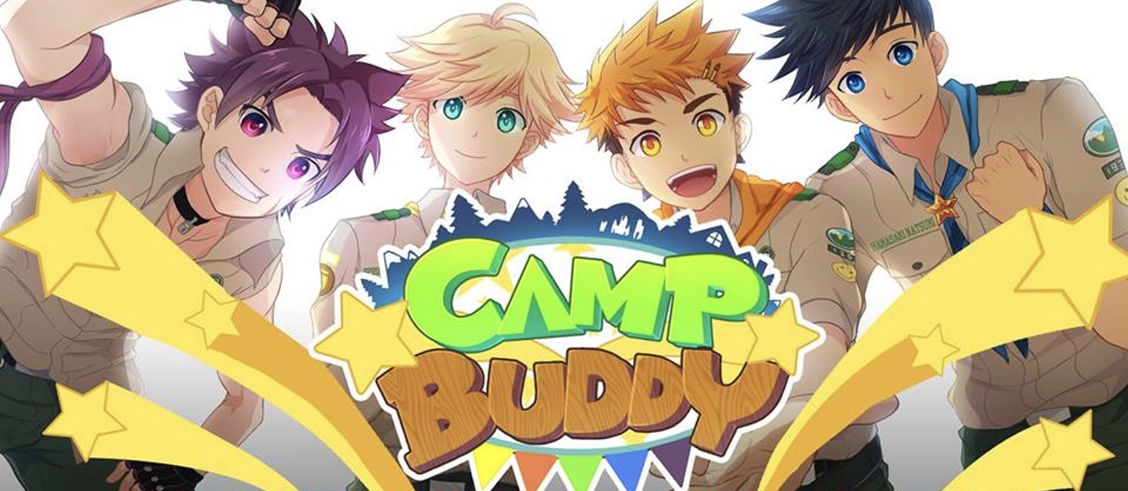 Camp Buddy - Otomi Games - Free Download Offline Games Crack