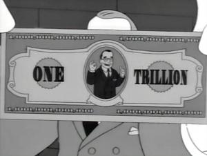 TrillionDollarBill 7890