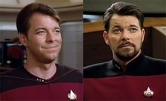 William Riker Growing The Beard 4