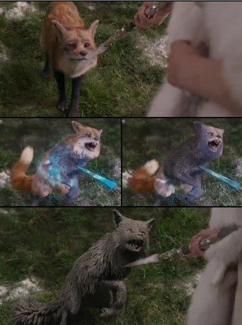 Narnia petrify fox 8953