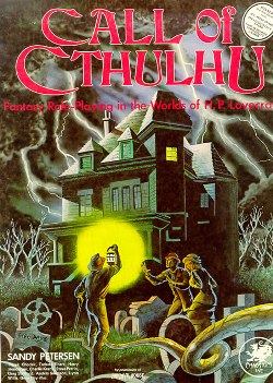 Call Of Cthulhu Tabletop Cover