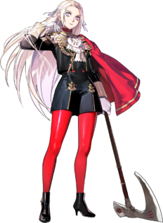 Artwork Edelgard