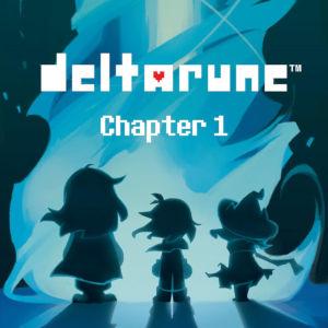 Deltarune - Chapter 1 - cover- AllTheTropes