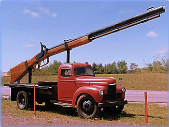 Big big gun 8037