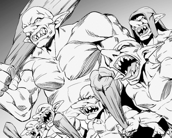 Goblin Lord's Army