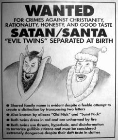 Satan-santa