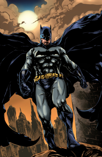 I m Batman by wordmongerer 570