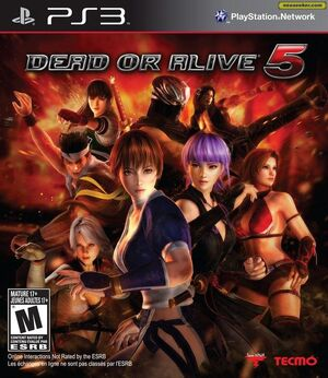 Dead or alive 5 frontcover large gpmINGasSalxb6h - AllTheTropes