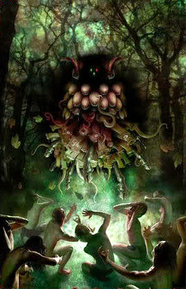 Shub Niggurath by higherdepths 8951 6391